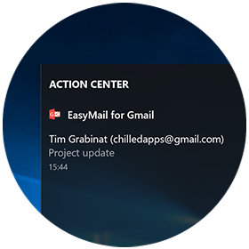 How do i uninstall easymail for gmail on a mac?